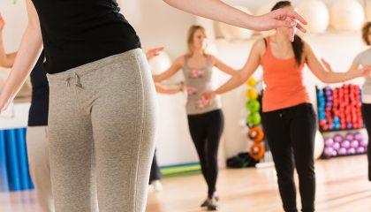 Wirbelsäulengymnastik & Tanzen